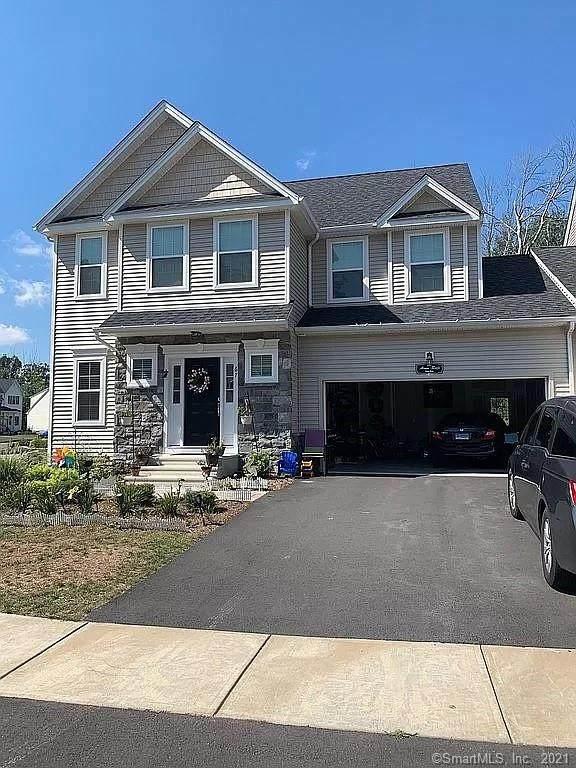67 Shepard Way #67, South Windsor, CT 06074 (MLS #170440560) :: GEN Next Real Estate