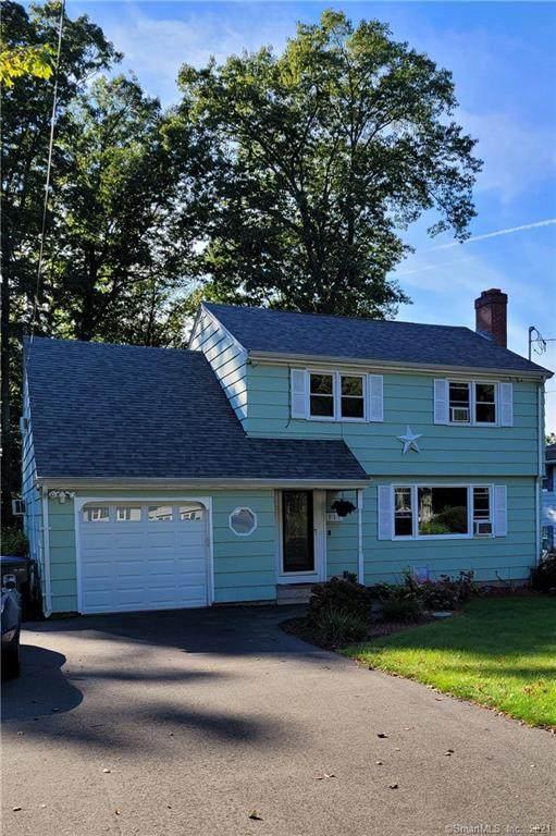 111 Clarendon Terrace, Newington, CT 06111 (MLS #170440580) :: GEN Next Real Estate