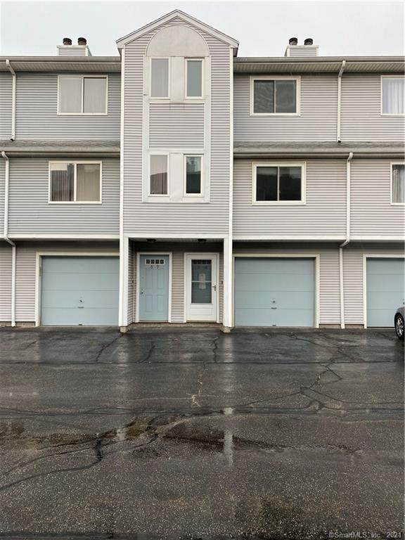 190 Stonefield Drive #10, Waterbury, CT 06705 (MLS #170440797) :: Kendall Group Real Estate | Keller Williams