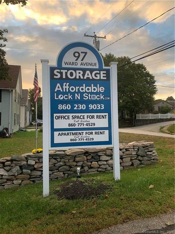97 Ward Avenue, Plainfield, CT 06354 (MLS #170440820) :: Michael & Associates Premium Properties | MAPP TEAM
