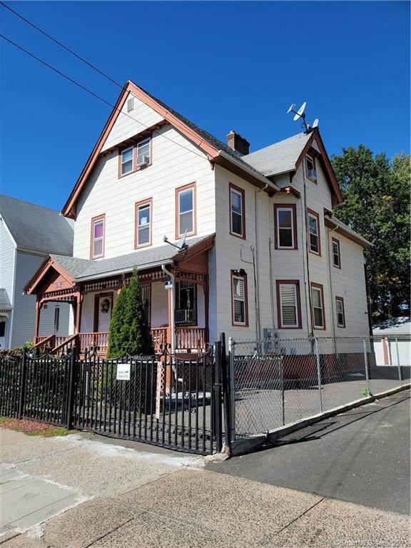 254 Jefferson Street, Hartford, CT 06106 (MLS #170440933) :: Chris O. Buswell, dba Options Real Estate