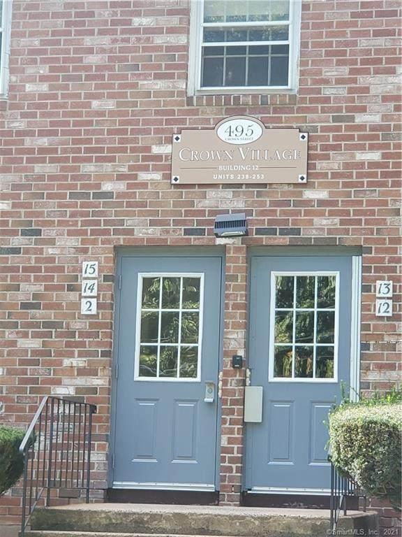 495 Crown Street #251, Meriden, CT 06450 (MLS #170441038) :: Kendall Group Real Estate | Keller Williams
