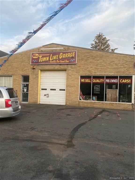 8 Windsor Avenue, Windsor, CT 06095 (MLS #170441089) :: Chris O. Buswell, dba Options Real Estate