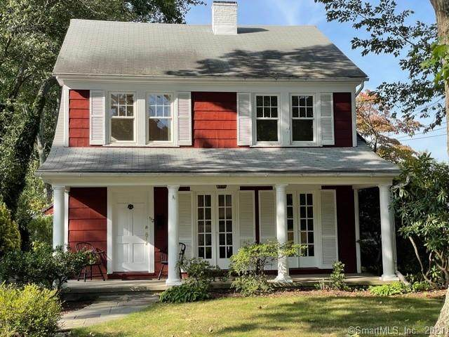 112 Henderson Road, Fairfield, CT 06824 (MLS #170442067) :: Chris O. Buswell, dba Options Real Estate