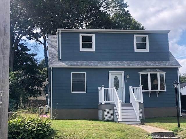 76 Bertrose Avenue, Milford, CT 06460 (MLS #170442348) :: Chris O. Buswell, dba Options Real Estate