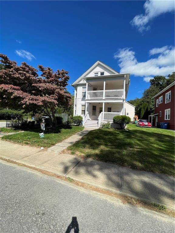 71 Spring Garden Avenue, Norwich, CT 06360 (MLS #170442938) :: Michael & Associates Premium Properties | MAPP TEAM