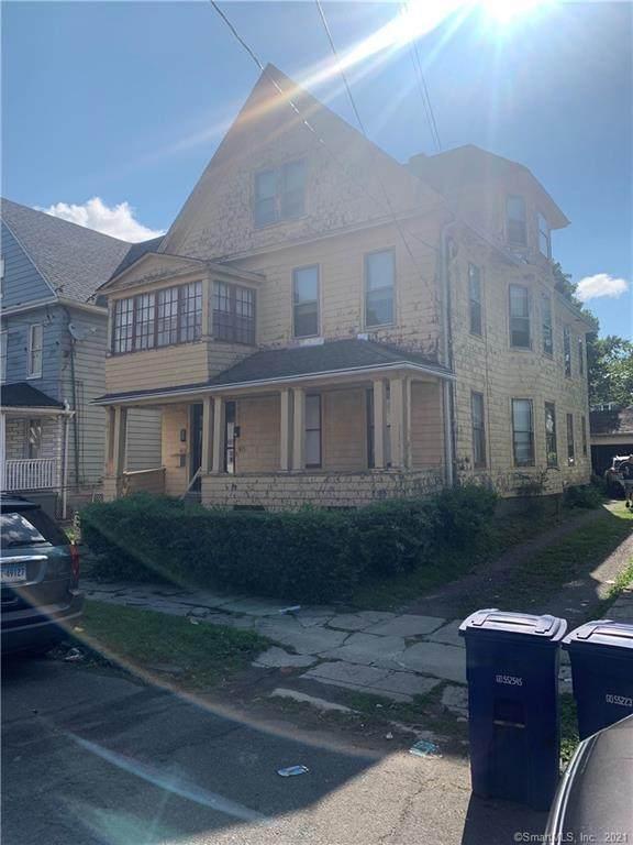 413 Maplewood Avenue, Bridgeport, CT 06605 (MLS #170443623) :: Michael & Associates Premium Properties   MAPP TEAM