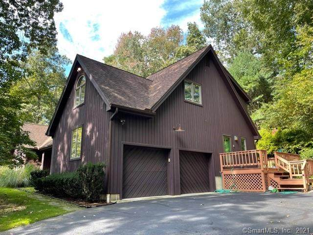 71 Campbell Drive, Stamford, CT 06903 (MLS #170443830) :: Tim Dent Real Estate Group