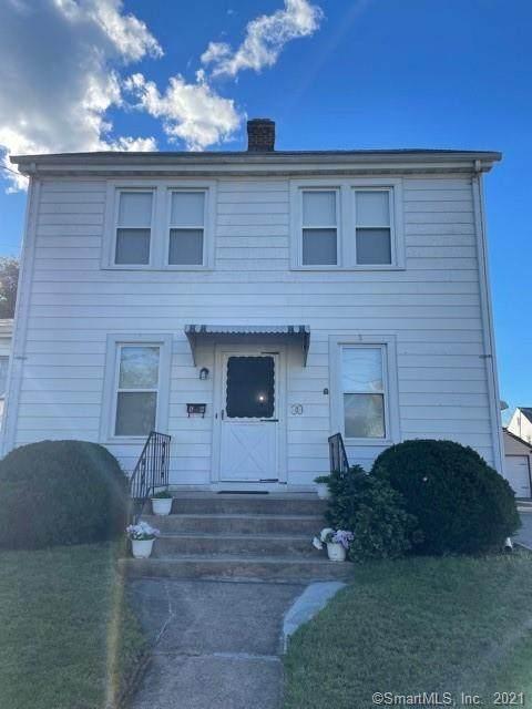 30 Glenbrook Avenue, Hamden, CT 06514 (MLS #170444079) :: The Higgins Group - The CT Home Finder