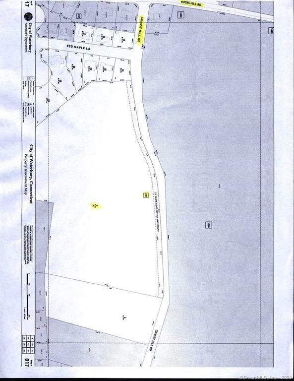 Lot 1 Grassy Hill Road, Waterbury, CT 06701 (MLS #170444864) :: Michael & Associates Premium Properties | MAPP TEAM
