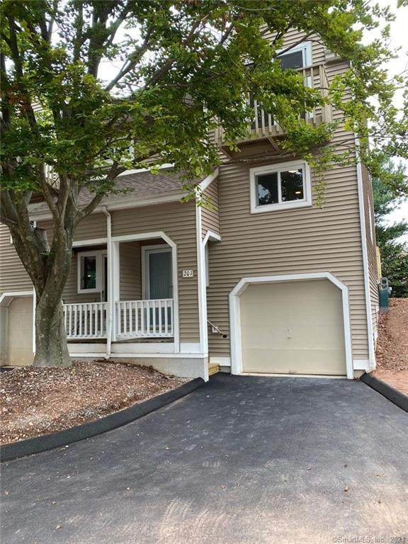 60 Old Town Road #201, Vernon, CT 06066 (MLS #170445440) :: Chris O. Buswell, dba Options Real Estate
