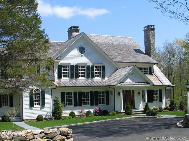 38 Turtleback Road, Wilton, CT 06897 (MLS #170445558) :: Faifman Group