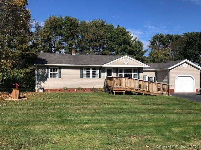 22 Gendreau Drive, Killingly, CT 06241 (MLS #170445849) :: Chris O. Buswell, dba Options Real Estate