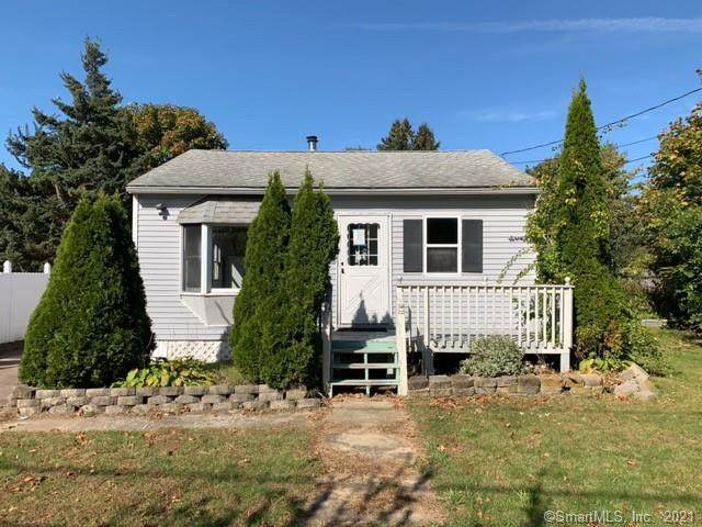 249 Midway Oval, Groton, CT 06340 (MLS #170445953) :: Carbutti & Co Realtors