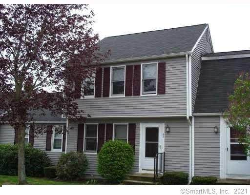 56 Constitution Square #56, Mansfield, CT 06250 (MLS #170446059) :: Chris O. Buswell, dba Options Real Estate