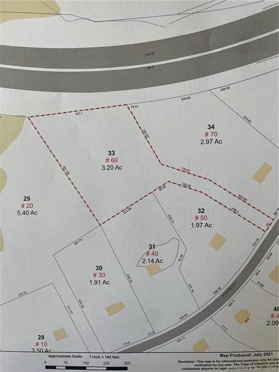60 West Ridge Court, Cheshire, CT 06410 (MLS #170446115) :: Around Town Real Estate Team