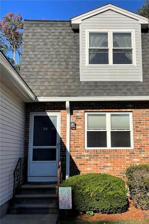 122 Milford Street Extension B4, Plainville, CT 06062 (MLS #170446464) :: Faifman Group