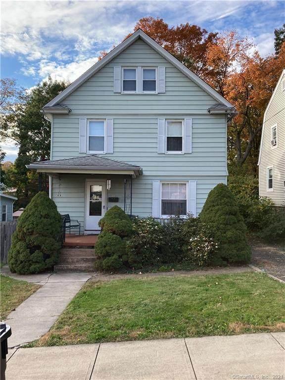 34 Sylvan Avenue, Meriden, CT 06451 (MLS #170446793) :: Forever Homes Real Estate, LLC