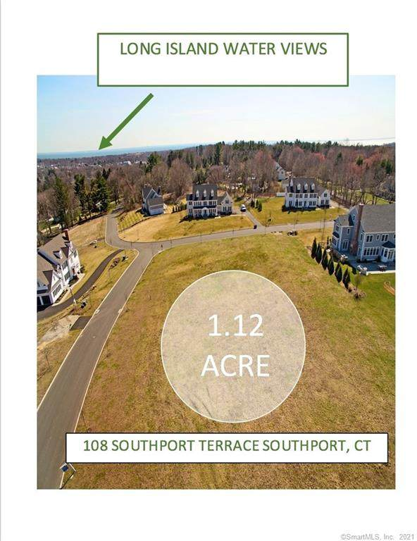 108 Southport Terrace, Fairfield, CT 06890 (MLS #170446872) :: Chris O. Buswell, dba Options Real Estate