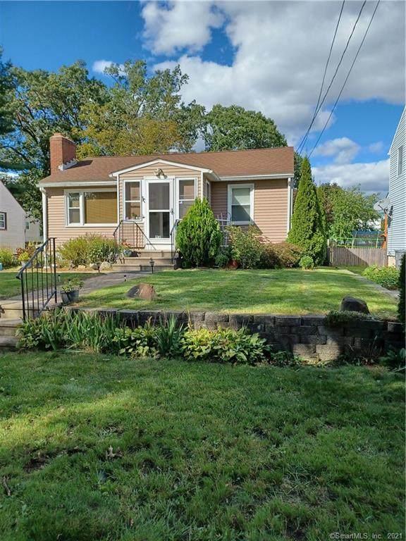 21 North Street, Plainville, CT 06062 (MLS #170447060) :: Spectrum Real Estate Consultants
