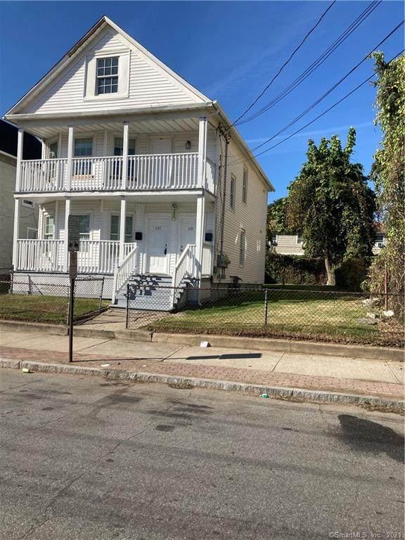 633 Central Avenue, Bridgeport, CT 06607 (MLS #170447170) :: The Higgins Group - The CT Home Finder