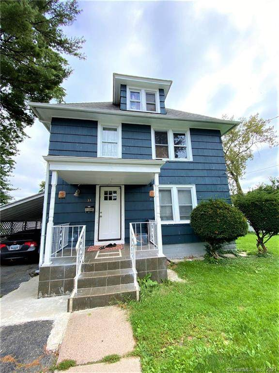 34 Clermont Street, Hartford, CT 06106 (MLS #170447286) :: Chris O. Buswell, dba Options Real Estate