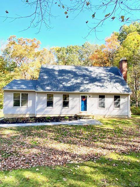 81 Midland Road, Coventry, CT 06238 (MLS #170447424) :: Next Level Group