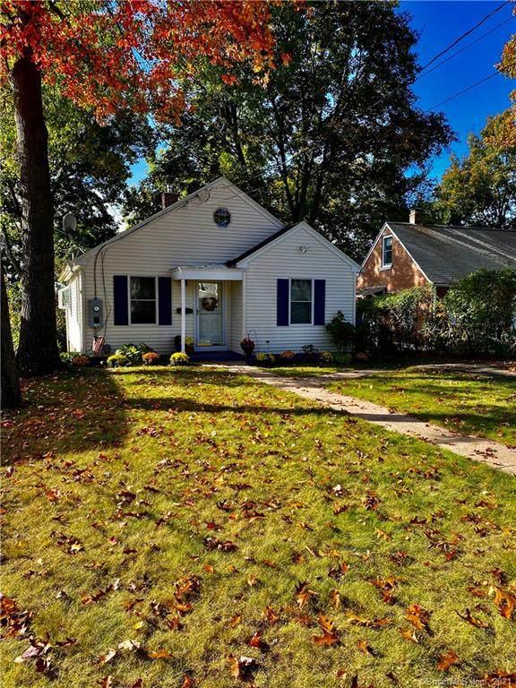 84 Johnson Street, Naugatuck, CT 06770 (MLS #170447453) :: Mark Seiden Real Estate Team