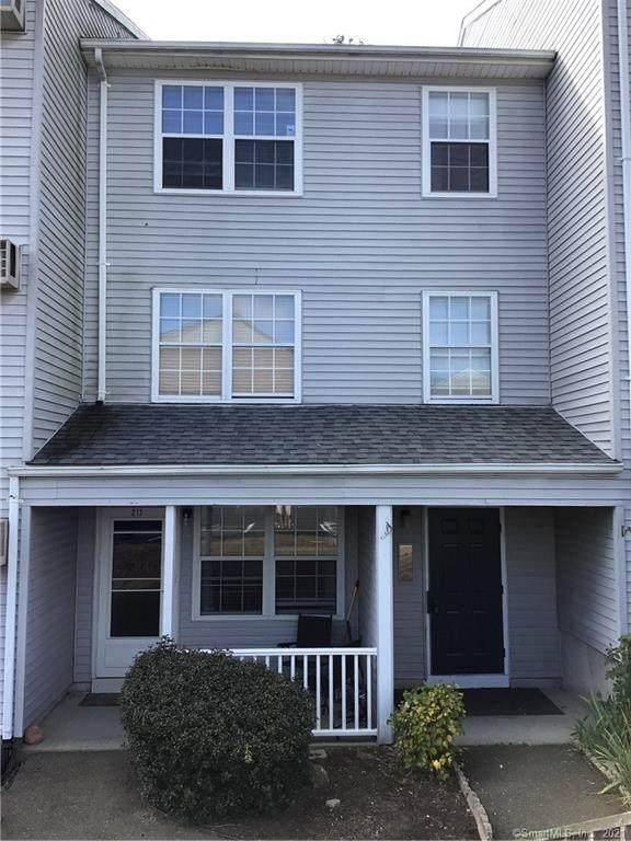 89 Coleman Street #213, West Haven, CT 06516 (MLS #170447779) :: RE/MAX Heritage