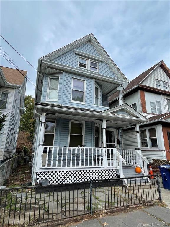 230 Lewis Street, Bridgeport, CT 06605 (MLS #170447825) :: Chris O. Buswell, dba Options Real Estate