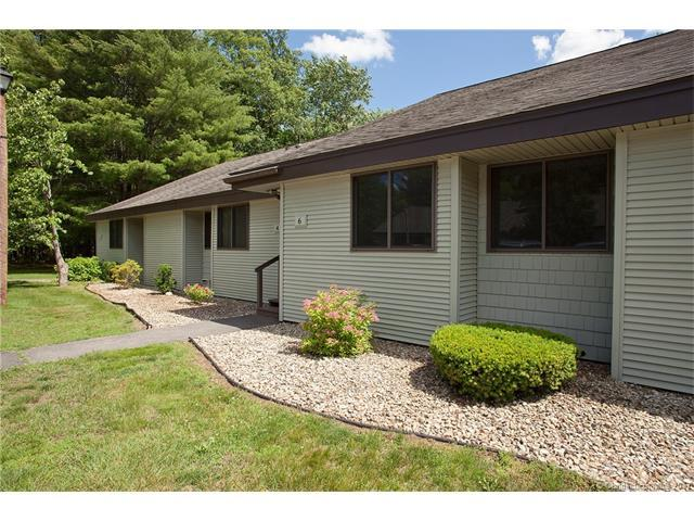 55 Dowd Ave #6, Canton, CT 06019 (MLS #G10224449) :: Hergenrother Realty Group Connecticut