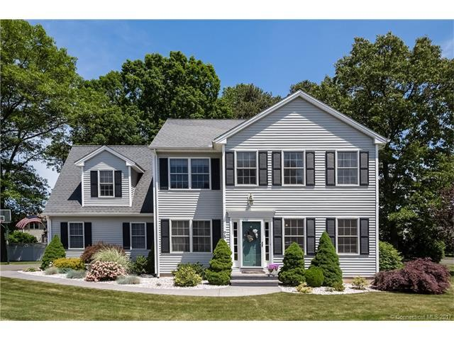 75 Desorbo Dr, Southington, CT 06489 (MLS #G10227627) :: Hergenrother Realty Group Connecticut