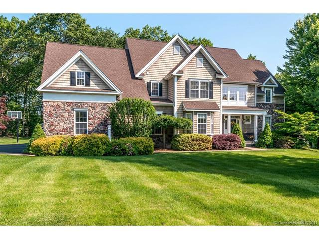 51 Queens Peak, Canton, CT 06019 (MLS #G10229913) :: Hergenrother Realty Group Connecticut