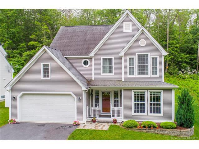 85 Village Lane, Canton, CT 06019 (MLS #G10231329) :: Hergenrother Realty Group Connecticut