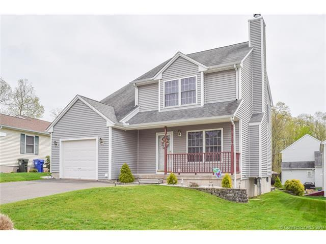 36 Adam Dr #36, Newington, CT 06111 (MLS #G10231414) :: Hergenrother Realty Group Connecticut
