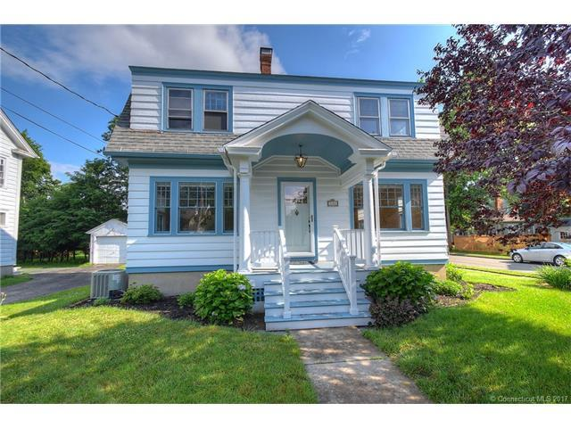 126 Church St, Wethersfield, CT 06109 (MLS #G10231671) :: Hergenrother Realty Group Connecticut