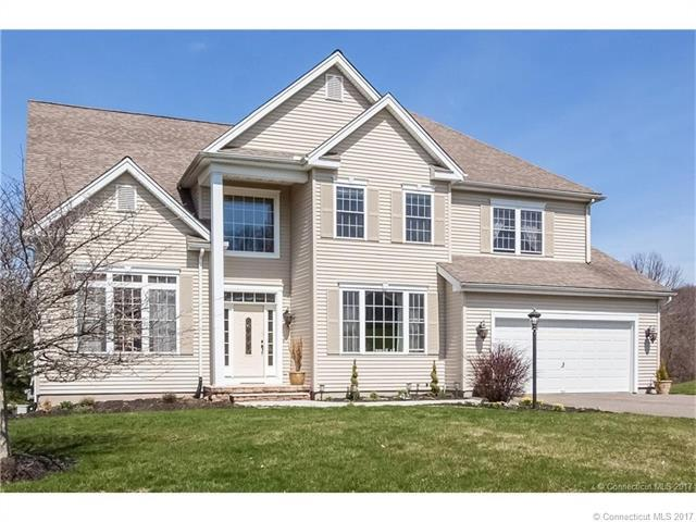 75 Windermere Ridge Drive, Southington, CT 06489 (MLS #G10231764) :: Hergenrother Realty Group Connecticut