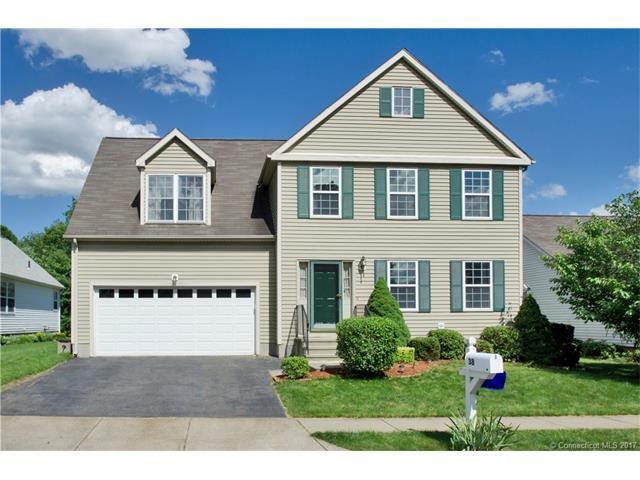 38 Eagle Hollow, Middletown, CT 06457 (MLS #G10231925) :: Carbutti & Co Realtors