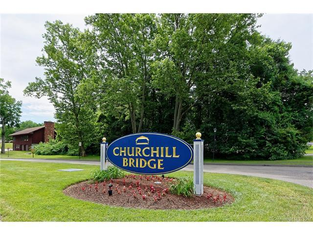 144 Churchill Dr #144, Newington, CT 06111 (MLS #G10232175) :: Hergenrother Realty Group Connecticut
