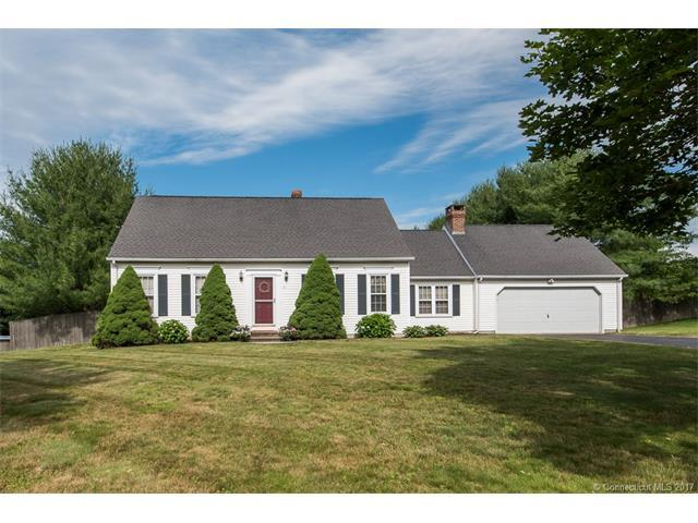 14 Meadow View Dr, North Haven, CT 06473 (MLS #N10232466) :: Carbutti & Co Realtors