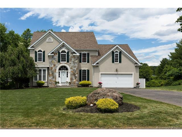 25 Windermere Ridge Dr, Southington, CT 06489 (MLS #P10232364) :: Hergenrother Realty Group Connecticut
