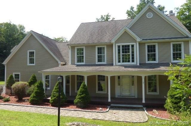 53 Colonial Ridge Drive, New Milford, CT 06755 (MLS #170107071) :: Stephanie Ellison