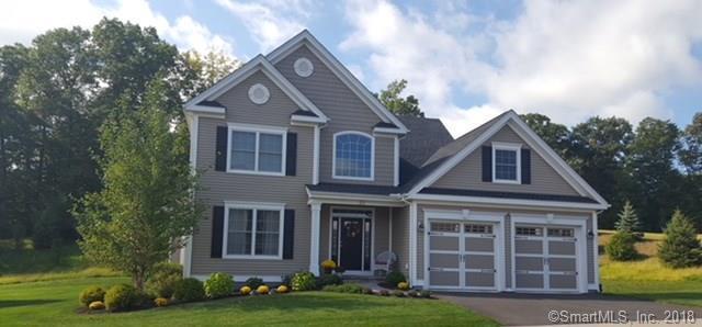33 Alyssa Drive, Cheshire, CT 06410 (MLS #170131134) :: Carbutti & Co Realtors