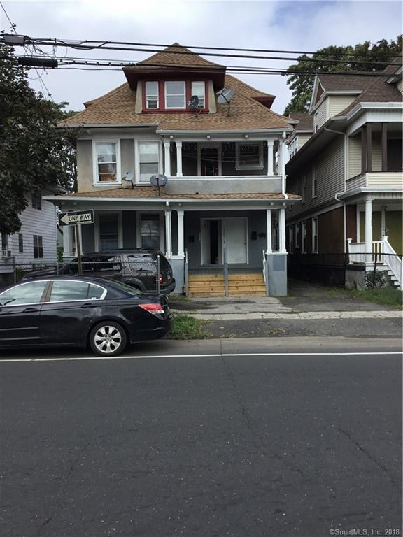 1114-1116 Fairfield Avenue, Bridgeport, CT 06605 (MLS #170131651) :: Hergenrother Realty Group Connecticut