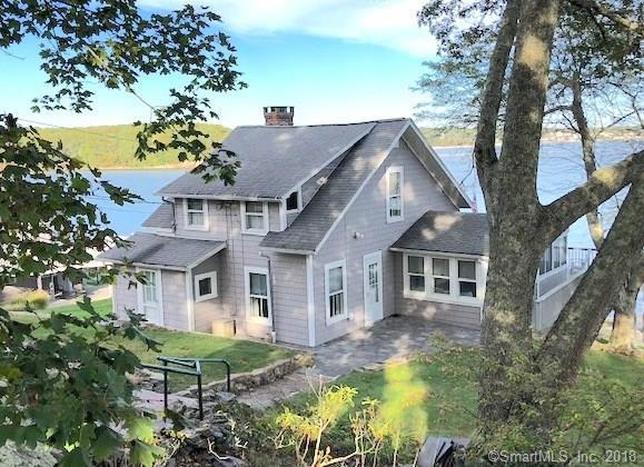 46 Sea View Road, Old Lyme, CT 06371 (MLS #170133551) :: Anytime Realty