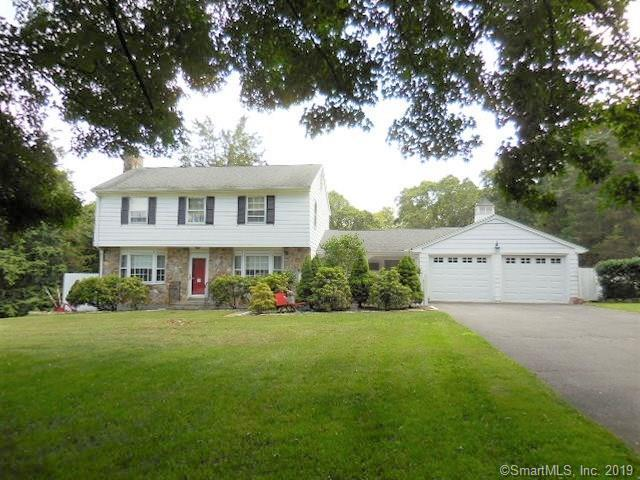 27 Brittany Avenue, Trumbull, CT 06611 (MLS #170213023) :: The Higgins Group - The CT Home Finder
