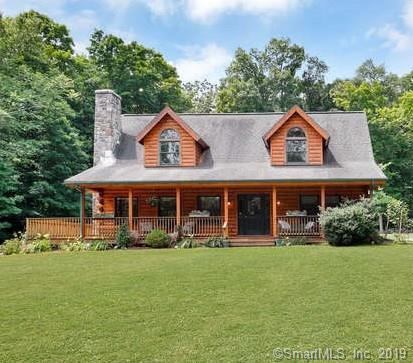 327 Black Rock Turnpike, Easton, CT 06612 (MLS #170214202) :: GEN Next Real Estate