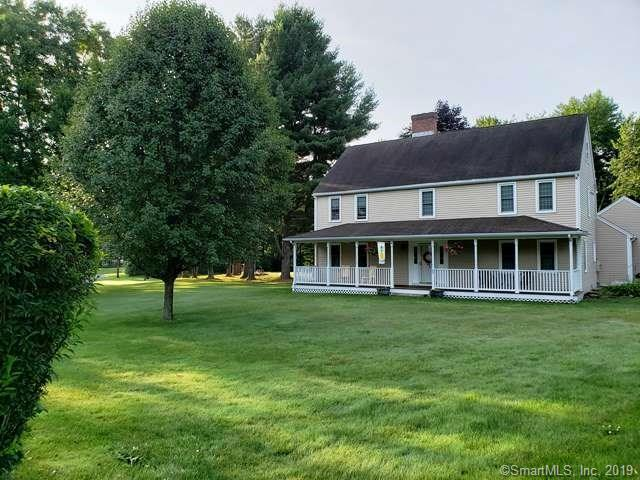 63 Carriage Drive, Somers, CT 06071 (MLS #170215002) :: NRG Real Estate Services, Inc.