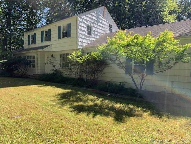 670 Hollow Tree Ridge Road, Darien, CT 06820 (MLS #170237220) :: Mark Boyland Real Estate Team