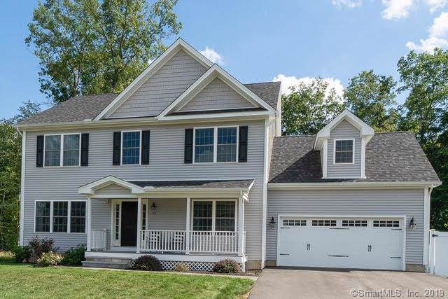 53 Hunters Lane, Southington, CT 06489 (MLS #170252361) :: Hergenrother Realty Group Connecticut